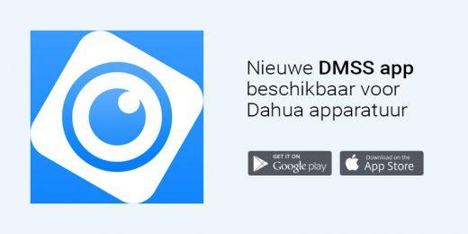 Nieuwe DMSS app